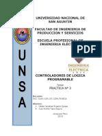 Practica3 Configuracion y uso de entradas y salidas del  PLC s7 1200 FINAL