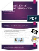 IMPLANTACIÓN DE SISTEMA DE INFORMACIÓN CONTABLE