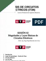 S02.s02 - Magnitudes y Leyes Básicas de Circuitos Eléctricos