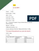 résultats du(BHP,compacité poudre,cone marsh).docx
