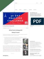 30 Day Practice Challenge 2019 - Harp Column.pdf
