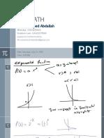 Interpreting Quadratic 8