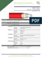 Datos Técnicos CV TRIAX11 FLEX
