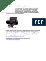 Software Resetter Canon Pixma IP1800