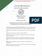Dayton Executive Order 11-04