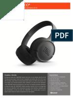 JBL_Tune_500BT_Spec_Sheet_Portuguess