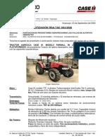 Cot. Farmall 90 JX ROPS