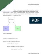 Java Herencia vs Interfaces