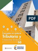 LIBRO DE CONCEPTOS TRIBUTARIOS Y FINANCIEROS 50