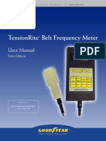 TensionRite® Belt Frequency Meter