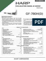 Sharp GF-780H