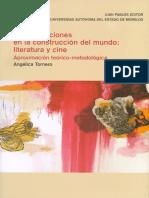 Las mediaciones en la construcción del mundo. literatura y cine - Angélica Tornero.pdf