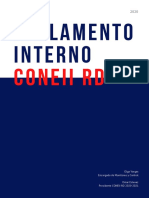 REGLAMENTO INTERNO CONEII RD