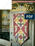 Primitive Quilts and Projects - January 2020