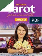 Semana do Tarot PDF Aula 01