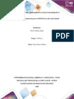 PLANEACION METRICO, VARIACIONAL Y ALEATORIO