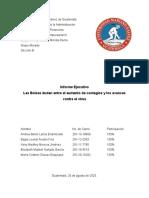 Informe Ejecutivo - Grupo Morado