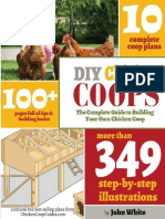 DIY Chicken Coops - The Complete Guide to Building Your Own Chicken Coop.pdf
