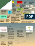 PSICOLOGIA CLINICA infografia unidad 1 y 2 [Autoguardado]