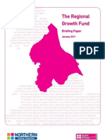 The Regional Growth Fund - Northern Housing Consortium Briefing