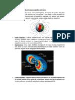 Conceptos Importantes sobre del campo magnético de la tierra