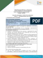 Guia de actividades y Rúbrica de evaluación - Tarea 1 - Fundamentación del curso (2)