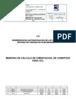 DMGP-3.22-MC-F-001 REV. 0 CIMENTACION UCL