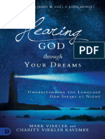 hearing god through your dreams chapter one(ESPAÑOL)