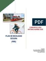 PLAN DE MOVILIDAD SEGURA - CAN 2025