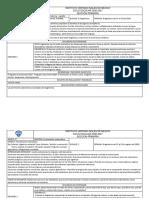 Planeación diagnóstica semana del 17 al 20 de agosto