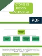 FACTORES DE RIESGO PSICOSOCIAL SCRIB
