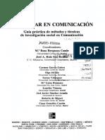 Berganza, Ma Rosa y Ruiz, Jose (coord)_ Investigar en comunicacion_ cap II y VI.pdf