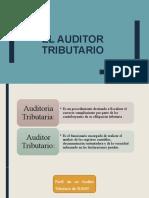 EL AUDITOR TRIBUTARIO