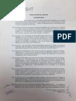 Resolucion Cisht 001 2018