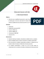 Laboratorio 5 - Electrónica II Ing Elmer Cruz