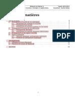 207 - Prolongement de fonctions. Exemples et applications.(Memoire)