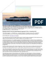 The Good, the Bad, the Ugly and the Felons in the Hawaii Superferry Fiasco