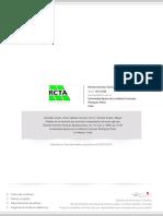 Analisis del los factores que provocan compactacion del suelo agricola