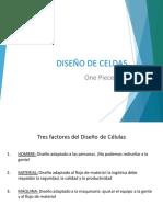 Diseño de Celdas-One Piece Flow