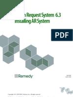 Installing AR SYSTEM