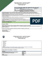 PLANIFICACIÓN MICROCURRICULAR DE QUIMICA SEMANA 3 (24-28 DE AGOSTO)