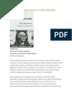 Hacia un mundo hexapolar. Entrevista con Alfredo Jalife-Rahme