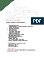 Examenes auxiliares, base de datos, problemas , hipotesis