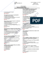 EXAMENS CORRIGES AUDIT GENERAL 19 20 PDF