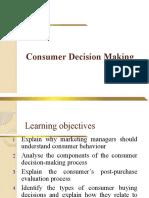 Session 5 &6 Consumer Behaviour