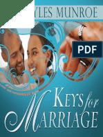 Keys for Marriage - Myles Munroe-1