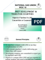 Nigerian Gas overview