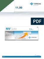 что нового NVGate 11_0