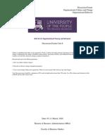 Discussion Forum Unit-8-OB