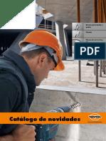 CATALOGO DE BROCAS